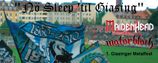 1. Giasinger Metalfest