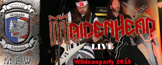 Wildsauparty 2015