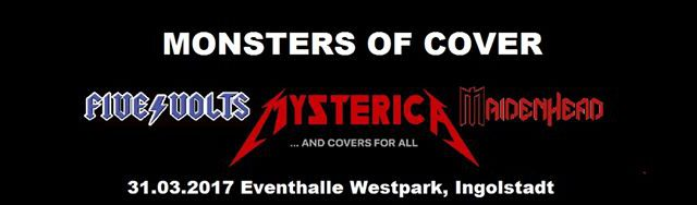Monsters Of Cover - Ingolstadt