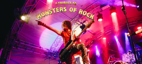 Monsters Of Rock 2017