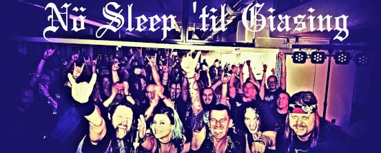 Nö Sleep `til Giasing