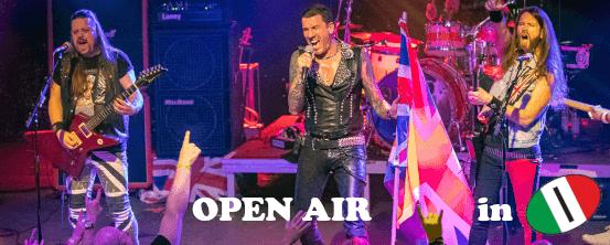 Open Air Italy 2020
